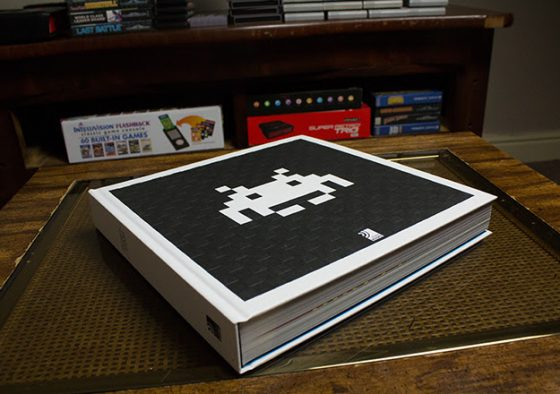 Pushstart-560x394 Video Game Coffee Table Books!? This is Cool Stuff!