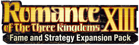 Romance Expansion Pack for Romance of the Three Kingdoms XIII, Available Now!