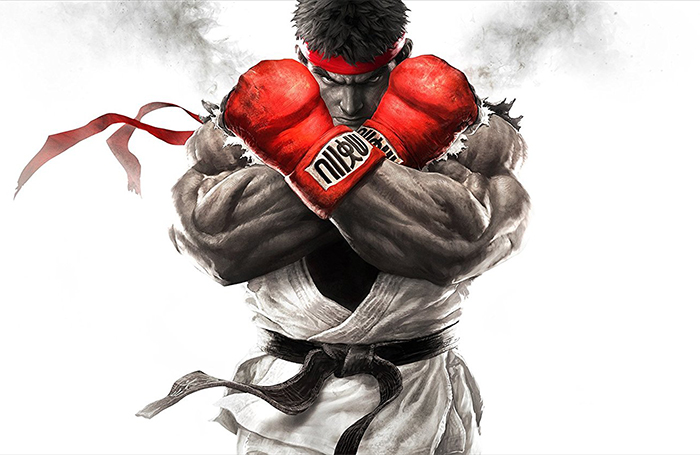 Ryu-Street-Fighter-II-Wallpaper [Honey's Crush Wednesday] - 5 Ryu Highlights (Street Fighter)