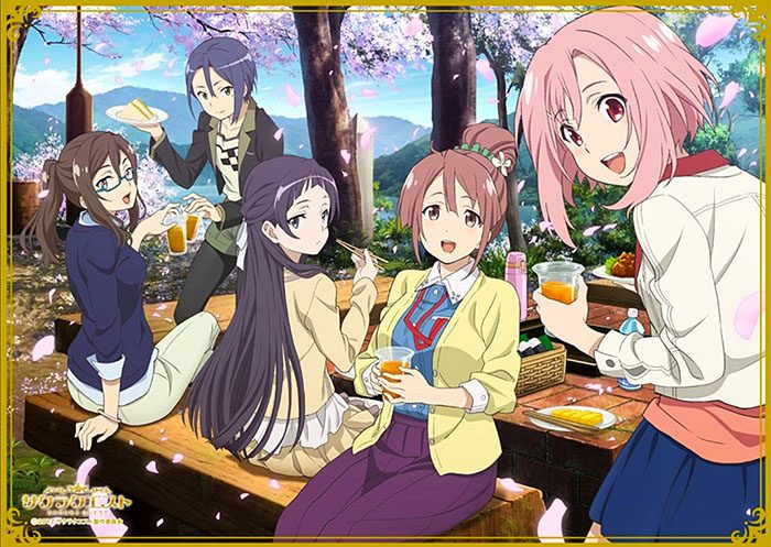 Sakura-Quest-Wallpaper-700x497 Top 10 Slice of Life Anime [Updated Best Recommendations]