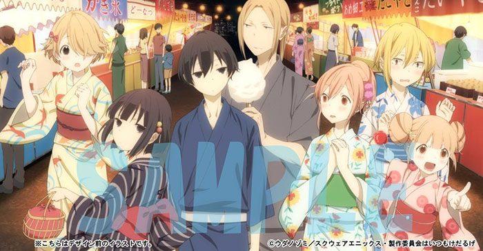Tanaka-kun-wa-Itsumo-Kedaruge-Wallpaper-700x365 Los 10 personajes de anime que mejor representan la pereza