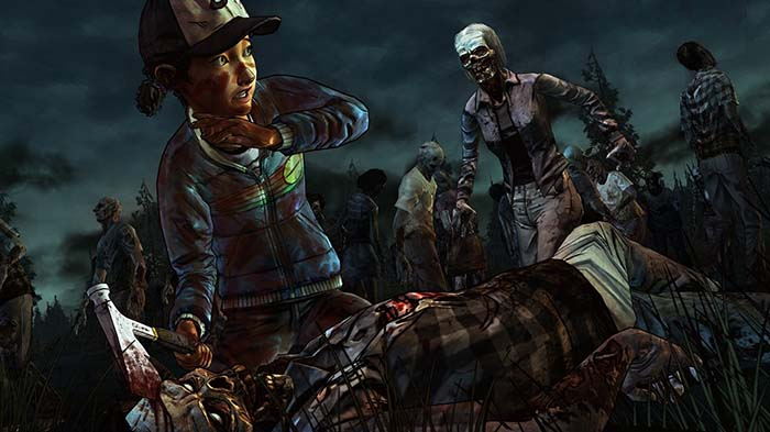 The-Walking-Dead-game-Wallpaper [Editorial Tuesday] How Gaming has Changed the Social Climate