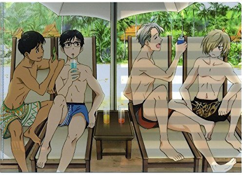 Yuri-on-ICE-Wallpaper-500x358 [Fujoshi Friday] Top 10 Swimsuit Scenes For Women/Manservice [Best Recommendations]