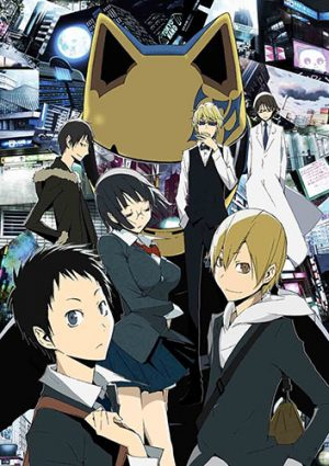 Durarara-2-wallpaper Top 10 Seinen Anime [Updated Best Recommendations]
