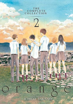 6 Manga Like Orange [Recommendations]