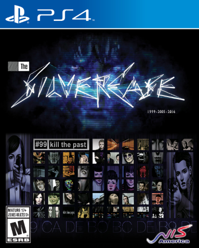 silvercase SUDA51's The Silver Case for PS4 - Now Available in North America!