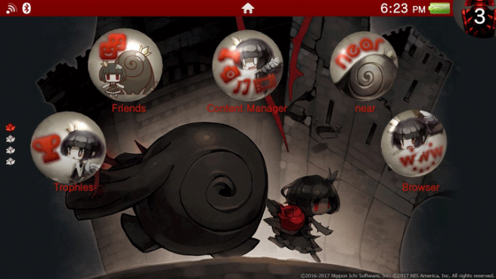 rose-560x321 A Rose in The Twilight Now Available on PS Vita & Free Avatars, Themes, and more!