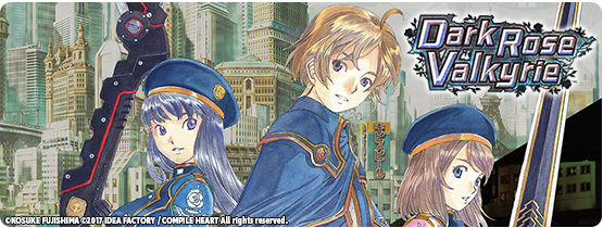 valkyrie Dark Rose Valkyrie Ready to Deploy to the PS4 June 6 for NA & June 9 for EU!