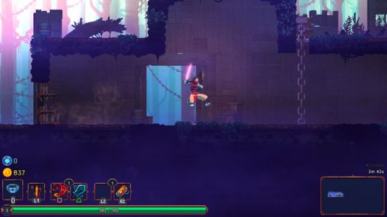 MasterArt2_1080-Dead-Cells-capture-500x281 Dead Cells - Steam/PC Review