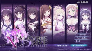 Valkyrie Drive -Bhikkhuni-!! - Steam/PC Full Review