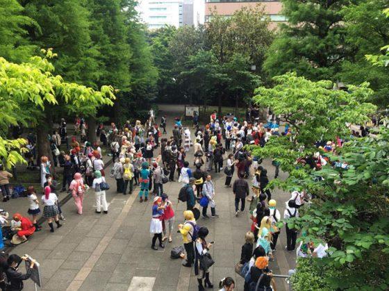 Author-Name-Jet-Nebula-capture-10-375x500 [Anime Culture Monday] Honey's Anime Hot Spot – ACOSTA Cosplay Event Ikebukuro [May 2017]