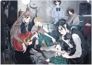 """[El Flechazo de Honey] 5 Características destacadas de Kanade """"Yuzu"""" Yuzuriha (Fukumenkei Noise)"""