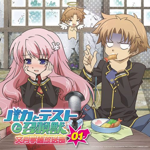 Baka-to-Test-to-Shoukanju-dvd-300x432 6 Anime Like Baka to Test to Shoukanjuu (Baka & Test - Summon the Beasts) [Recommendations]