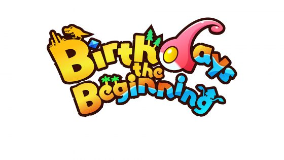 Logo_White_BG-560x315 Birthdays the Beginning is Out Now in NA/Steam + New DLCs!
