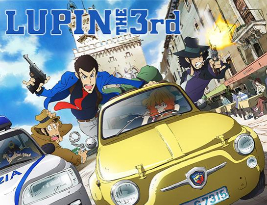 Lupin-the-Third-Part-Four Lupin the Third Part Four Coming to Adult Swim This June