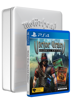 Wired Productions Launches Exclusive Store With Victor Vran; More Details Inside!