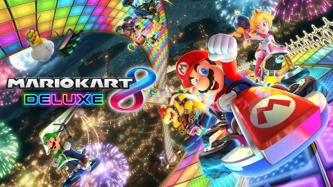 MKdeux Mario Kart 8 Deluxe is the Fastest Selling Mario Kart Game in Franchise History!