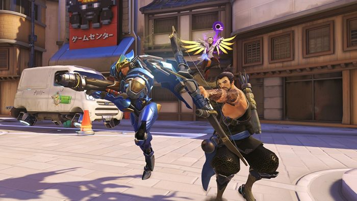 Overwatch-gameplay-700x394 Top 10 PvP Games [Best Recommendations]