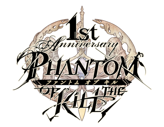 PhantomoftheKill_1st_Aniv_Logo-560x436 'Phantom of the Kill' Launches First Anniversary Celebration