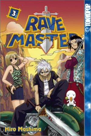 6 Manga Like Rave [Recommendations]