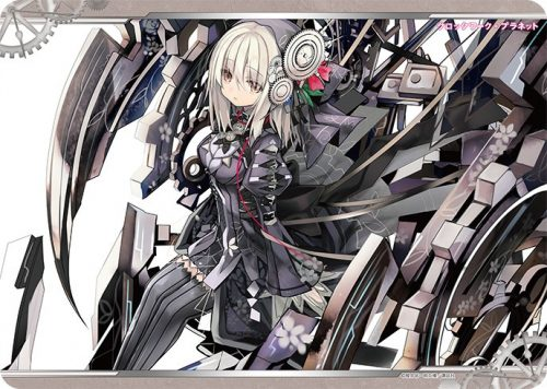 RyuZU-Clockwork-Planet-Wallpaper [Honey's Crush Wednesday] 5 RyuZU Highlights - Clockwork Planet