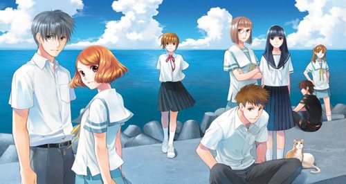 ISLAND Wallpaper 700x435 Top 10 Time Travel Anime Updated Best Recommendations