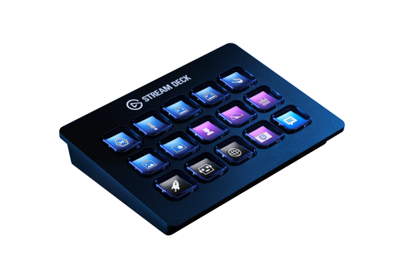 elgato Elgato Gaming Ships Stream Deck, the Groundbreaking Live Content Tool!