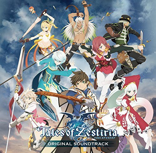 tales-of-zestiria-the-x-sorey-cd-500x500 Tales of Zestiria the X 2nd Season Review - May the Shepherd Guide His Flock