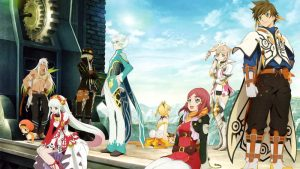 Top 10 Legendary Tales of Zestiria Characters