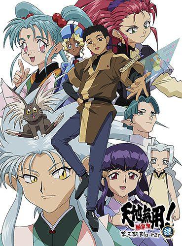 Tenchi-Muyo-dvd-300x427 6 Anime Like Tenchi Muyo! (Tenchi Muyou) [Recommendations]