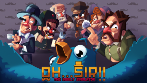 Oh...Sir!! The Insult Simulator - PS4 Review