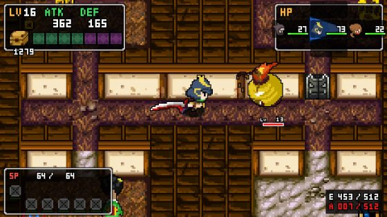 CladunSengoku-Logo_M-560x239 Cladun Returns: This is Sengoku! New Screenshots!
