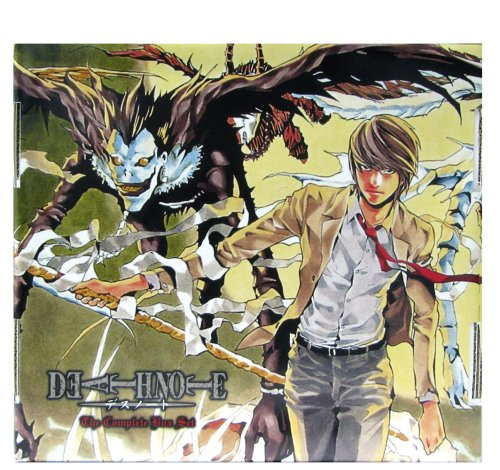 death-note-dvd-L-ryuk Los 10 personajes más locos y desequilibrados de Death Note