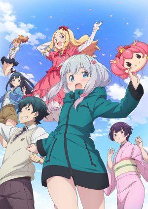 6 Animes parecidos a Eromanga-sensei