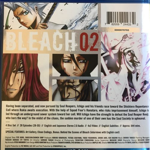 unboxing-bleach-set-02-Bleach-02-Bluray-300x367 Unboxing BLEACH Set 02 Blu-ray