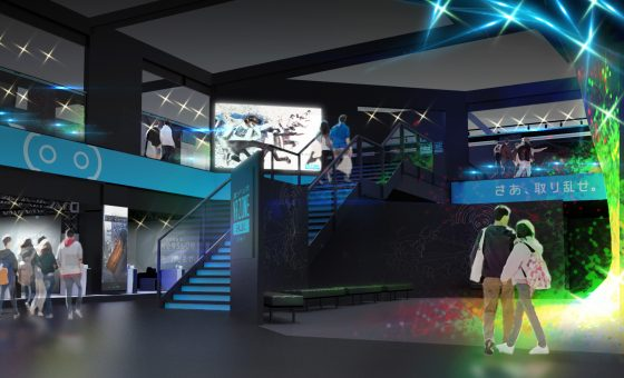 SS2edit-560x315 VR Zone Shinjuku - Japan's Largest VR Entertainment Facility to Open July 2017!!
