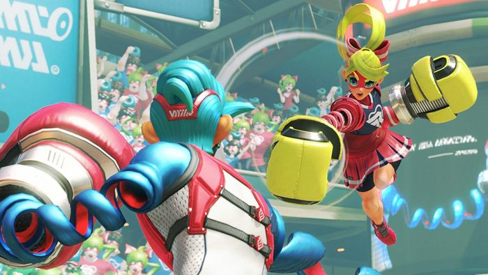 ARMS-gameplay-700x394 Top 6 Most Anticipated Nintendo Games at E3 2017