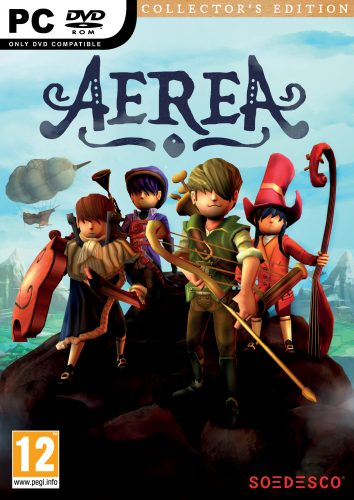 AereA_2D_PC_Packshot_PEGI-354x500 Musical Action RPG AereA Launches on Steam/PC!