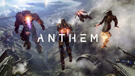 Anthem-560x315 Venture into Danger with New IP from EA, Anthem™
