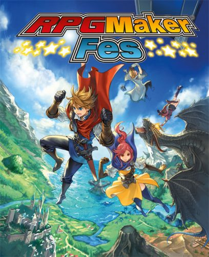 Box-Art-RPG-Maker-Fes-Capture-408x500-1 RPG Maker Fes is Now Available in North America!