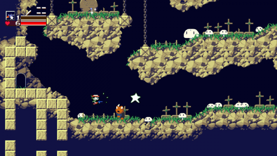 cavestory-560x165 Your New Favorite Game, Cave Story+, In Stores Today