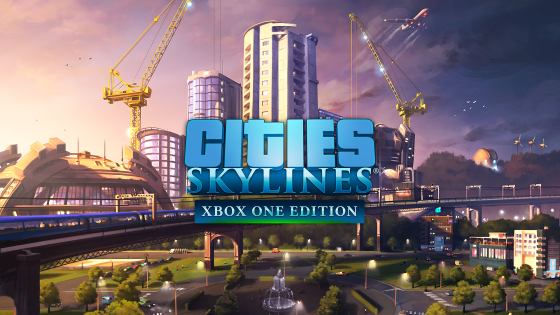CitiesSkylines_TitledHeroArt_1920x1080-560x315 Cities: Skylines - Xbox One Edition Cuts Ceremonial Ribbon, Enters U.S. GameStop Stores