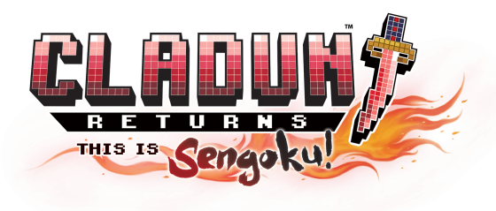 CladunSengoku-Logo_M-560x239 Cladun Returns: This Is Sengoku! is Out Now in North America and Steam!