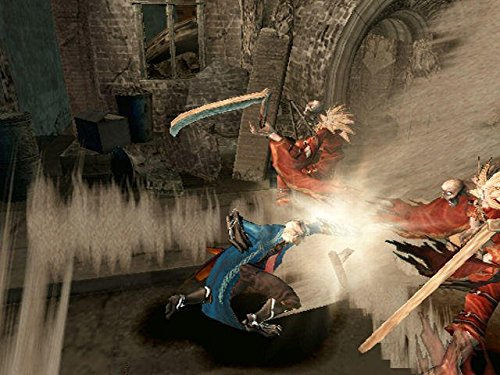 Devil-May-Cry-3-game [El flechazo de Honey] 5 características destacadas de Dante (Devil May Cry 3: Dante's Awakening)