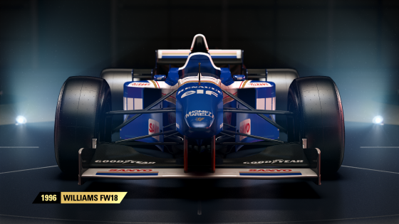 F1_2017_reveal_1996_Williams_FW18-560x315 F1 2017 to Feature Two Classic Williams Cars!