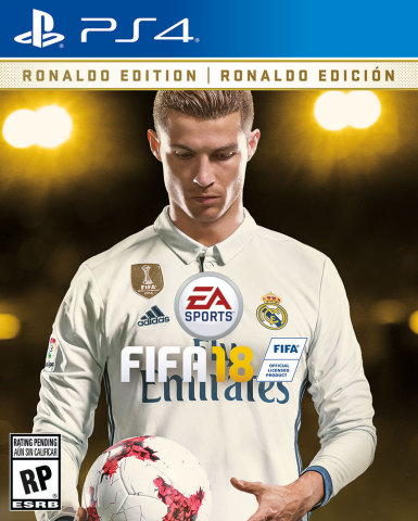 FIFA18DEps42DPFTfront_us Cristiano Ronaldo Named Global Cover Star for EA SPORTS FIFA 18!