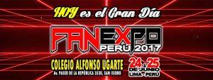 Reportaje de convención de anime: Fan Expo Perú 2017