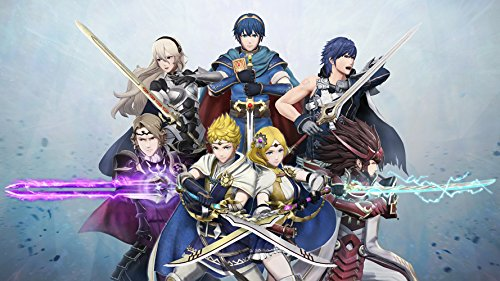 Fire-Emblem-Warriors-Musou Weekly Game Ranking Chart [06/15/2017]