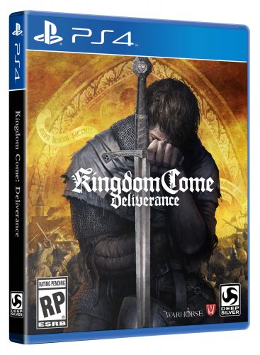 KCD_PS4_3D_Boxsho_ESRB-367x500 'Kingdom Come: Deliverance' – Release Set for February 13th, 2018!
