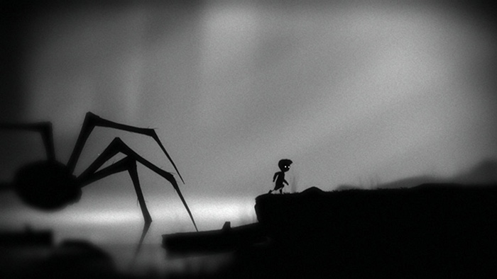 Limbo-game-Wallpaper Top 10 Silent Video Games [Best Recommendations]